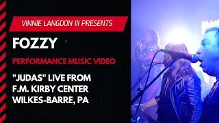 FOZZY JUDAS JUDAS RISING TOUR 2017