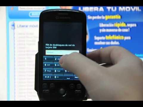 Liberar HTC Magic, cómo desbloquear HTC Magic de Vodafone - Movical.Net