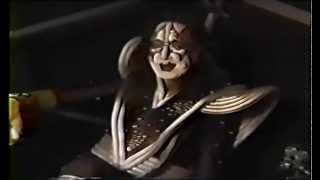 KISS - Beth (filmed under the stage) New Jersey 6-27-00
