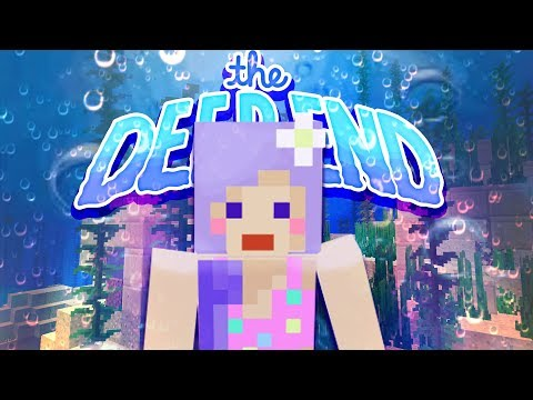 CREATURES FROM THE DEPTHS - Minecraft The Deep End - Ep 1