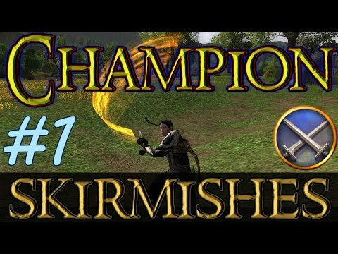 LOTRO: Skirmishes – Champion #1 | Lord of the Rings Online | Gameplay 2016