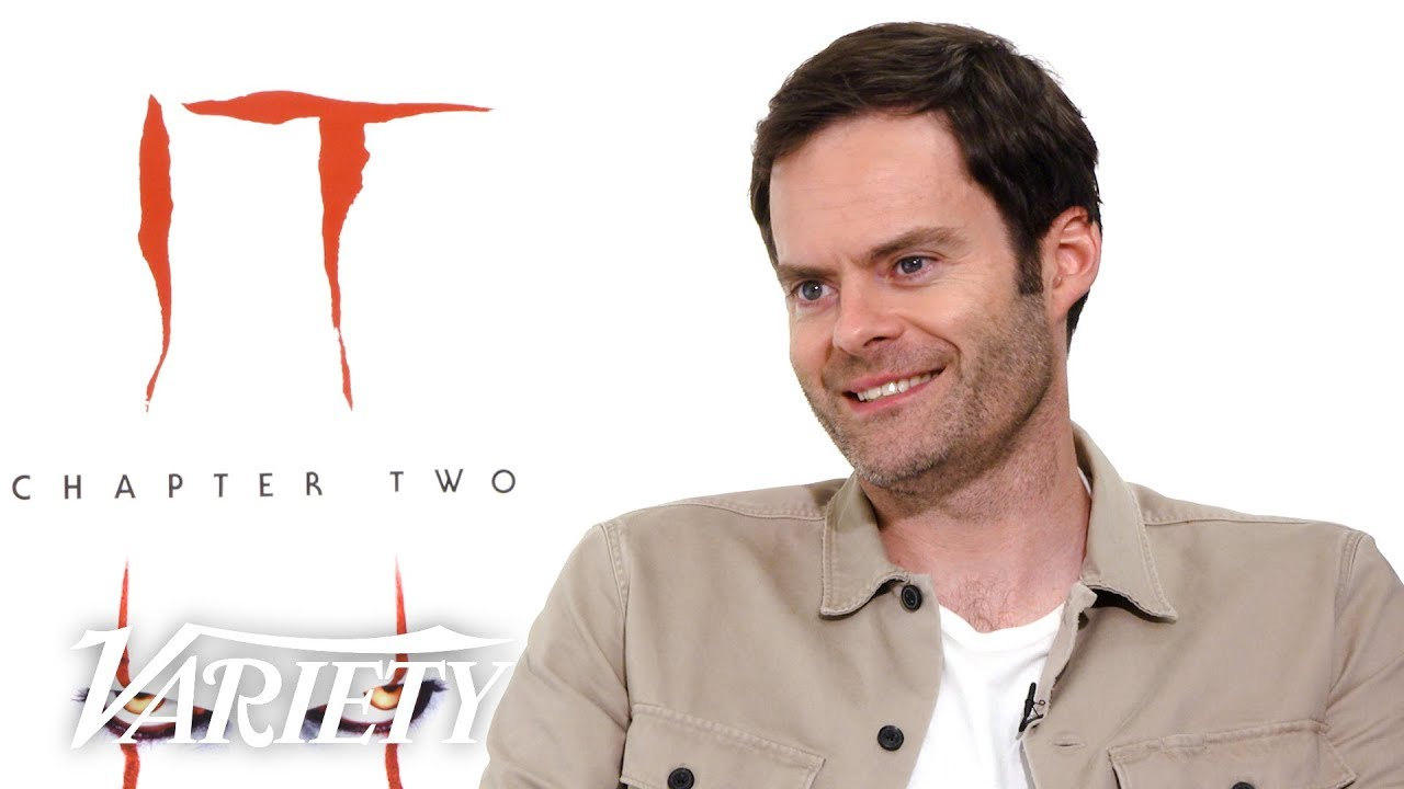 'It: Chapter Two' Star Bill Hader on Richie's Secret in the Sequel