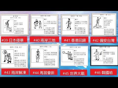 推背圖的過去與未來 - 40 象 - 46 象 韓國瑜與世界大戰
