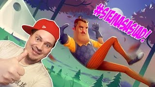 WHATS A NEIGHBOR! [ALPHA 1] | Hello Neighbor #36 (UK/English) | ROBLOX #002 (UK/English)