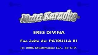 MULTIKARAOKE - Eres Divina