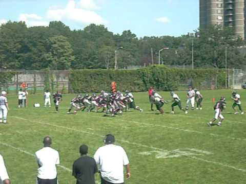 Dewitt Clinton high School Football