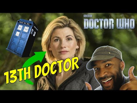 🔴 LIVE Doctor Who 13th Doctor ANNOUNCED!!! REACTION | Stewdippin
