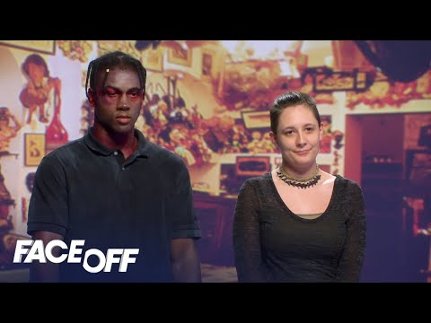 FACE OFF | SYFY Supercuts - Mr. Neville Page | SYFY