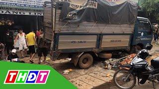 Điều tra nguyên nhân vụ tai nạn 5 người chết tại Đắk Nông | THDT