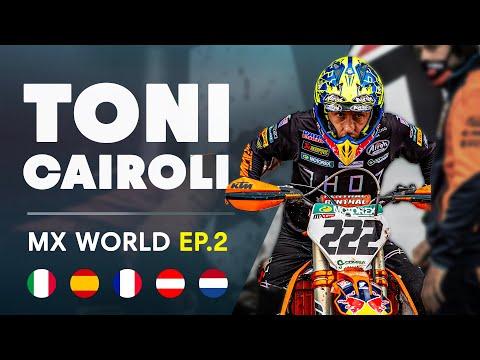 MX World | The KTM Diaries EP2: Antonio Cairoli