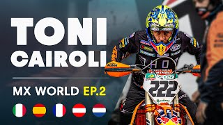 MX World | The KTM Diaries EP2: Antonio Cairoli