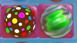 Candy Crush Jelly: CRAZY COLORING & COLOR BOMB COMBO!!