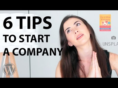 6 Practical Tips to Start Your Company with $0