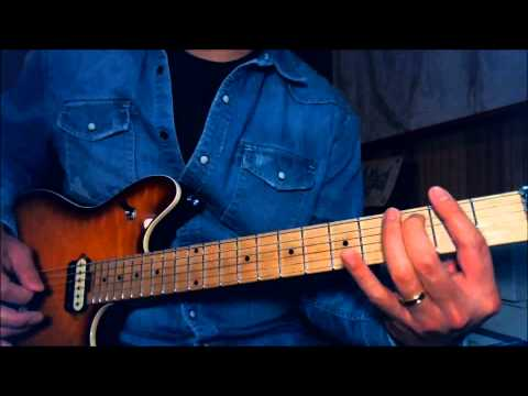 White Lion - All you need is rock n roll - intro 2, verse, chorus guitar lesson