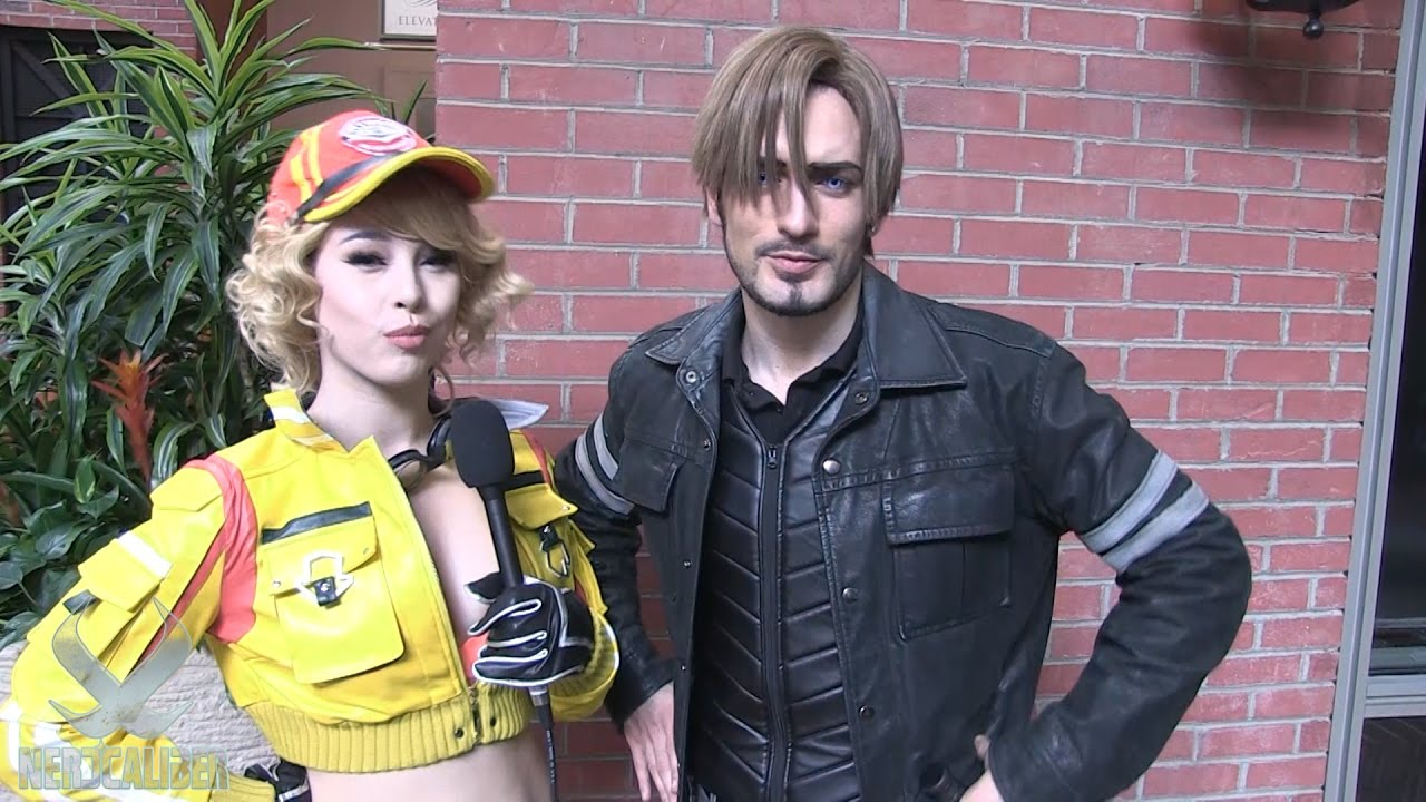 Leon Chiro Is Leon Kennedy Resident Evil Cosplay At Katsucon