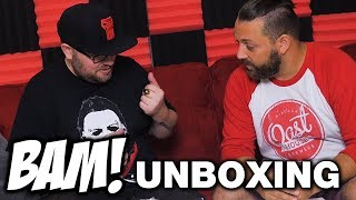 Bam Box Horror Unboxing August 2018 - Horror Subscription Box