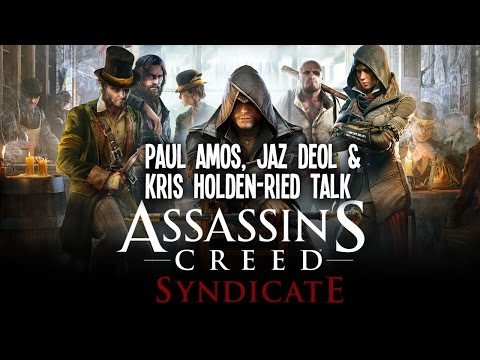 MCM 2016: Assassin's Creed Syndicate's Paul Amos, Jaz Deol and Kris HoldenRied