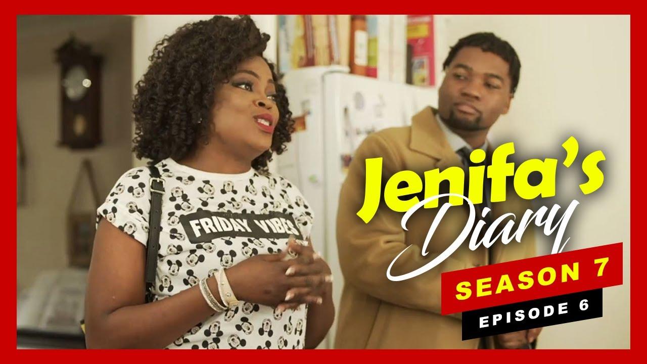 Download Jenifa's diary S7EP6- CLEANING JOB (Jenifa In London) | Jenifa, Adaku, Toyosi, Pelumi