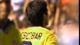 Das tödliche Eigentor von Andrés Escobar