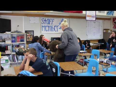 Mannequin Challenge Buena High School Rally