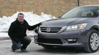 IHS Auto Reviews: 2013 Honda Accord Touring with HondaLink