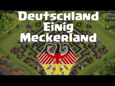 Deutschland, einig, Meckerland?! || CLASH OF CLANS || Let's Play Clash of Clans [Deusch/German HD]