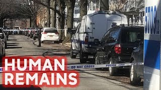 Human remains found in NYC yard in 40-year-old case