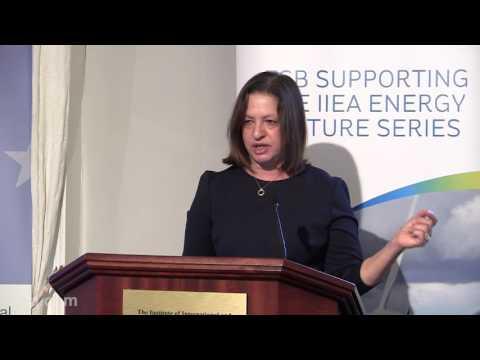 Audrey Zibelman - Revolutionising the Energy Vision in New York