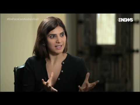 Andreia Sadi entrevista Sérgio Moro - GloboNews - Em Foco