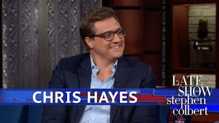 Chris Hayes Unpacks Rick Gates' Testimony