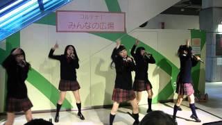 2013.11.24 ミルクス『We are ミルクス!』(1公演目)2曲目 2曲目:団...