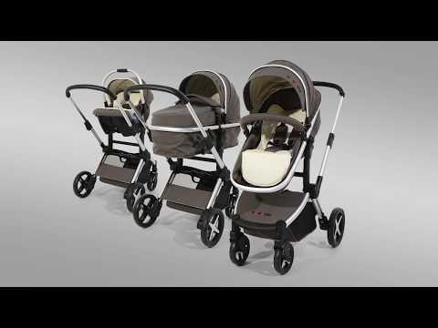 Papetto Style Travel - Bebek Arabası Kurulumu