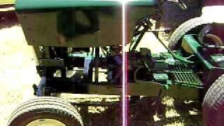 Homemade Lawn / Garden Tractor
