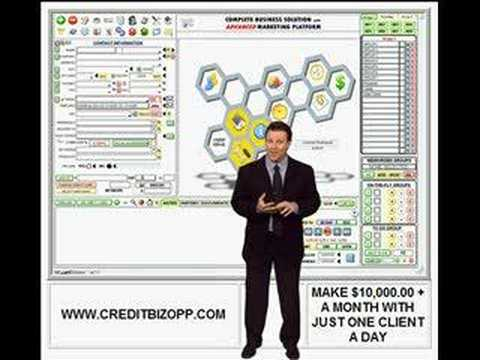 Credit Repair Software Professional Business Opportunity