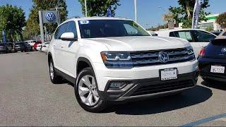 2018 Volkswagen ATLAS 3.6L V6 SE San Jose  Sunnyvale  Hayward  Redwood City  Cupertino