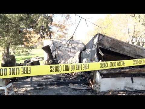Man Escapes House Fire In Fort Ripley