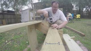 How To Build A Plant Pot Stand