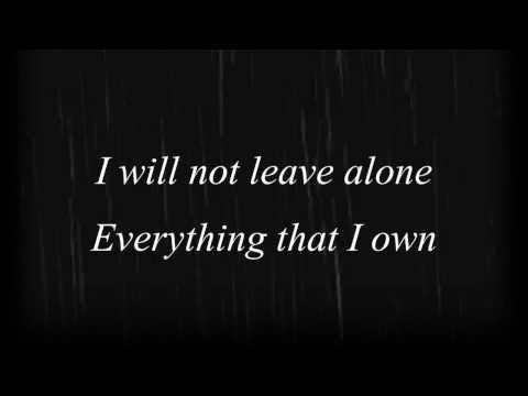 Three Days Grace - Never Too Late (Lyrics HD)
