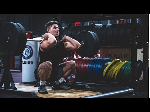 The BEST Way To Front Squat (QUAD BUILDER!)