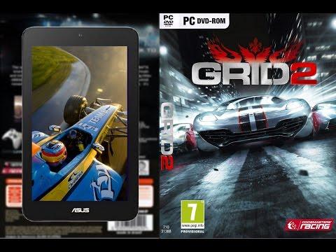 "Asus Vivotab Note 8 Gaming \ Grid 2 (""Atom Z3740"")"