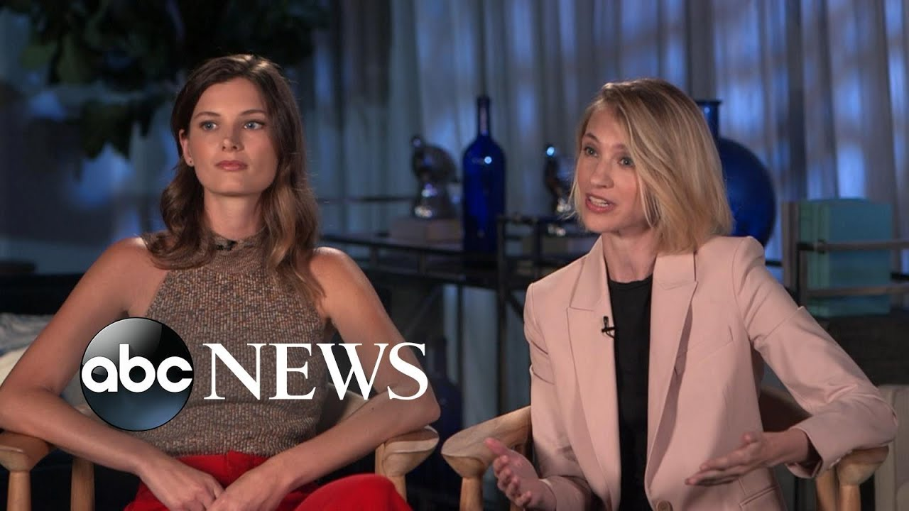 3dc54f3f07241 Victoria's Secret models urge CEO to protect them l ABC News