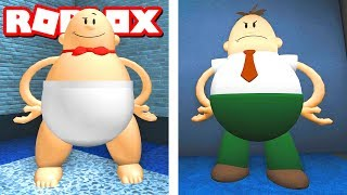 CAPTAIN UNDERPANTS in ROBLOX (Captain Underpants: The First Epic Movie)