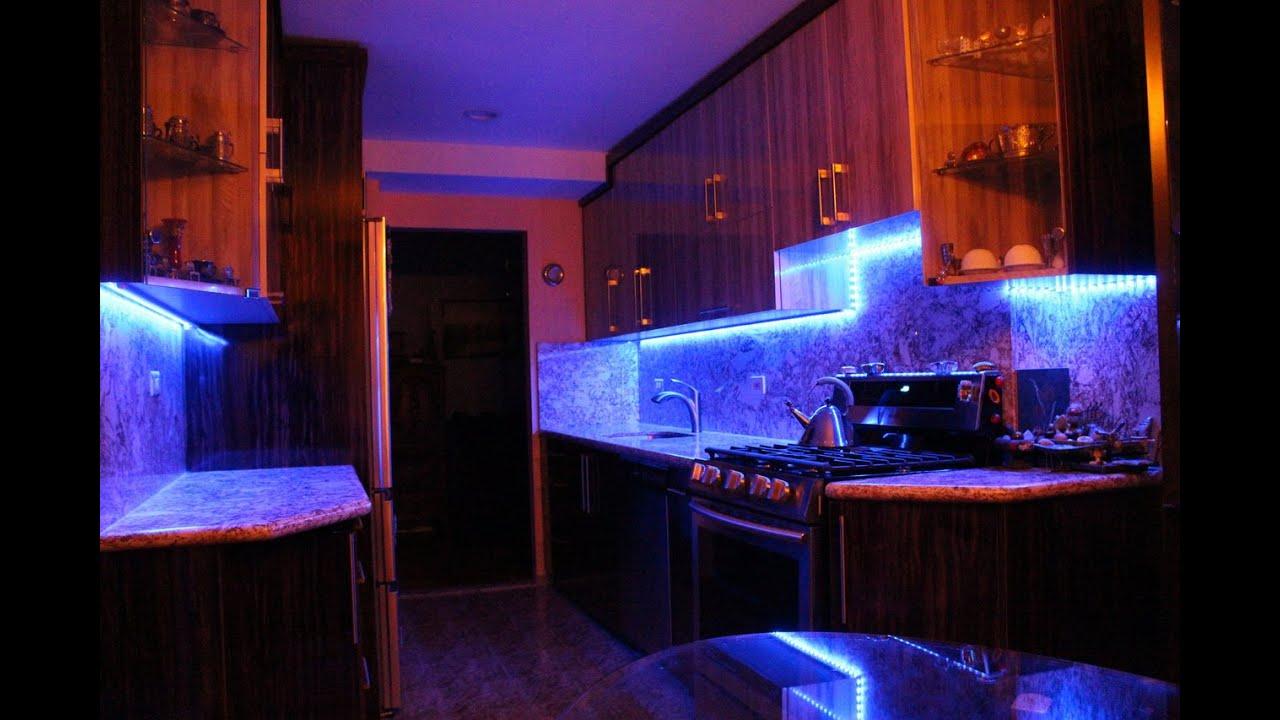 how to install led strip lights under kitchen cabinets under cabinet led lighting diy