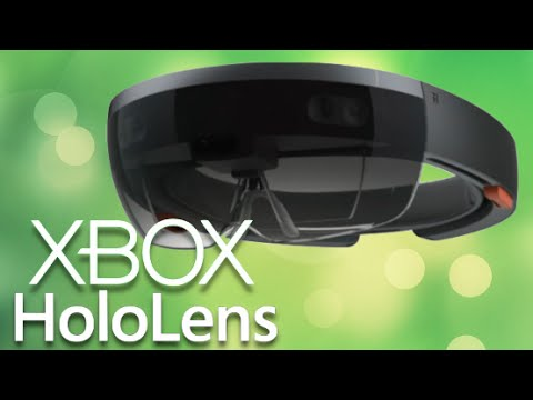 Xbox HoloLens: My Hands-On Review! (E3 Day 3)