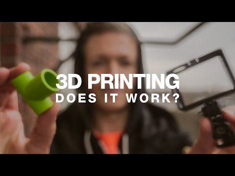 3D PRINTING (Trash #4)