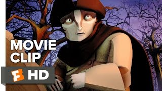 Extraordinary Tales Movies CLIP - The Fall of the House of Usher (2015) - Edgar Allan Poe Movie HD