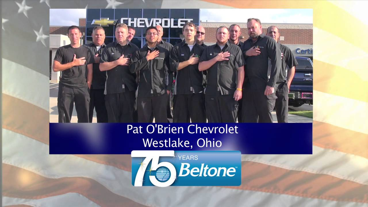 Pledge 09 17 Pat Ou0027Brien Chevrolet Westlake