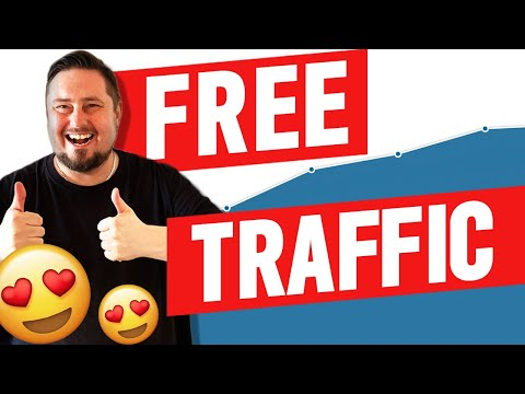 Free Website Traffic Sources Have 4 Million Visitors
