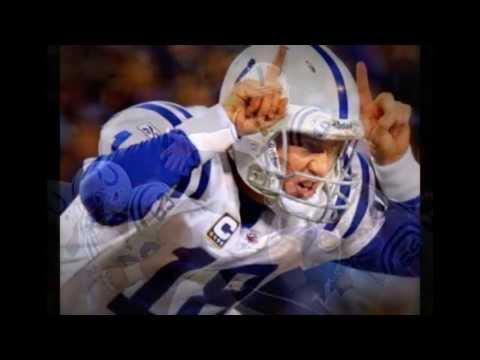 NFL Indianapolis Colts QB history