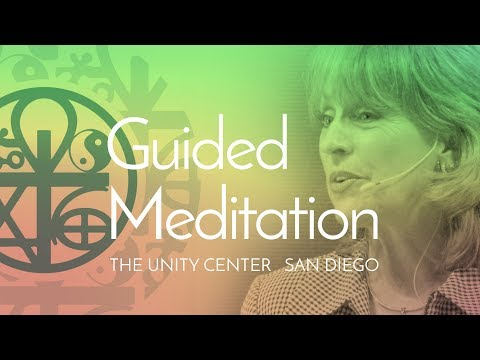 Guided Mediation using HeartMath Lock-In Technique  |  San Diego Group Meditation